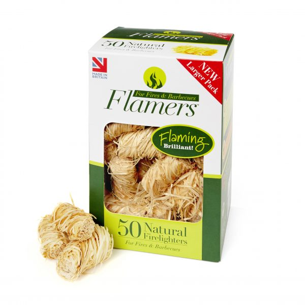 SUFLAMERS50 Flamers Firelighters