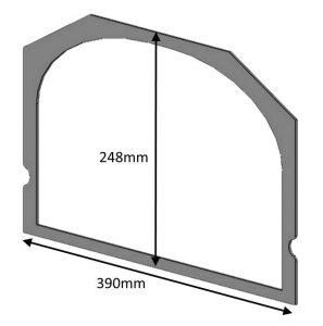 Single Door Gasket Parkray Consort 7 & 5 Slim