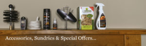 Stove sundries, gadgets and special offers