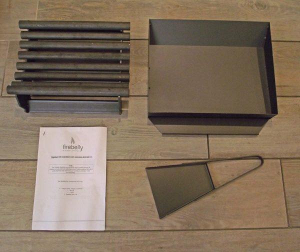 Firebelly Multifuel Kit