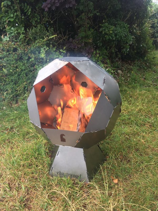 Charnwood Outdoor Fire